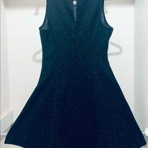 Old Navy AU 8-10 Black dress